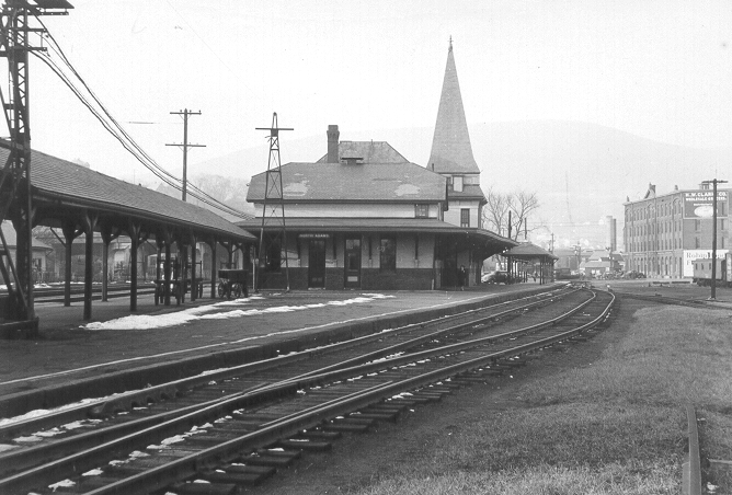 North Adams Union Depot
